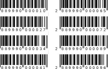 Jak vytvořit čárový kód pro interní potřeby obchodu