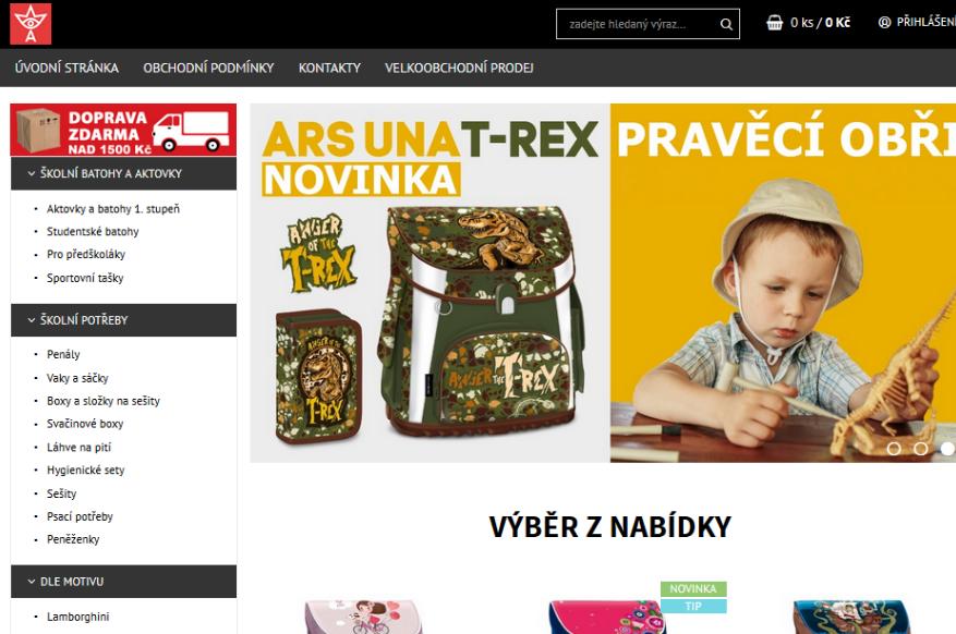 Arsuna.cz