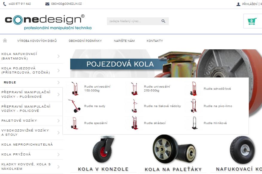 Conedesign.cz