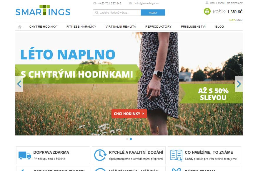 Smartings.cz