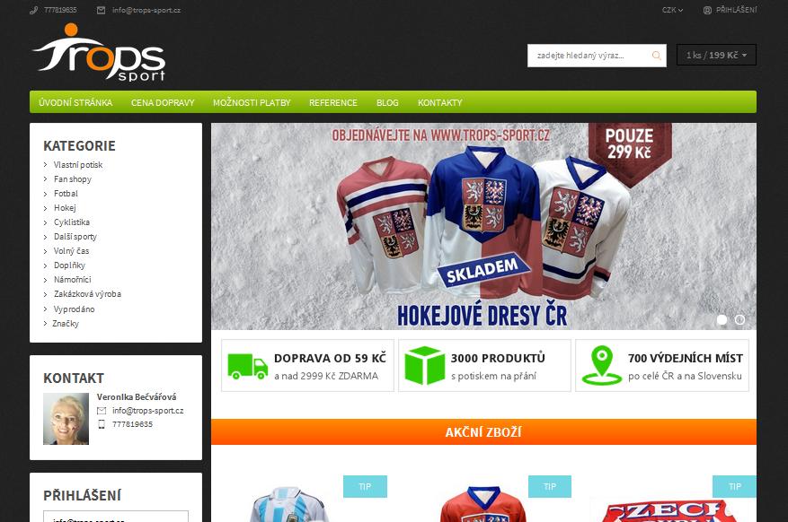 Trops-sport.cz