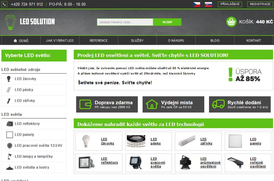 LEDsolution.cz