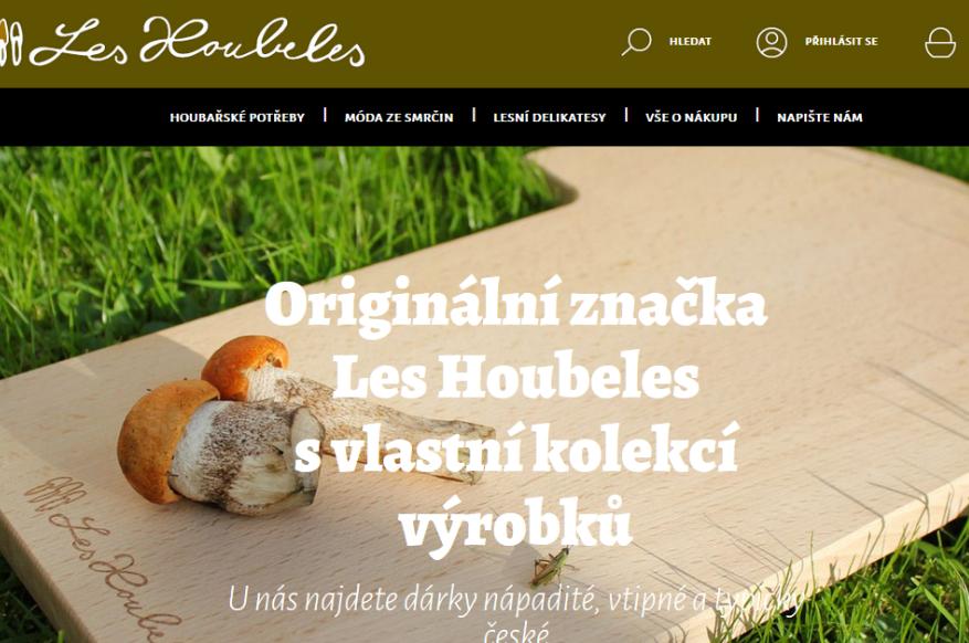 Leshoubeles.cz