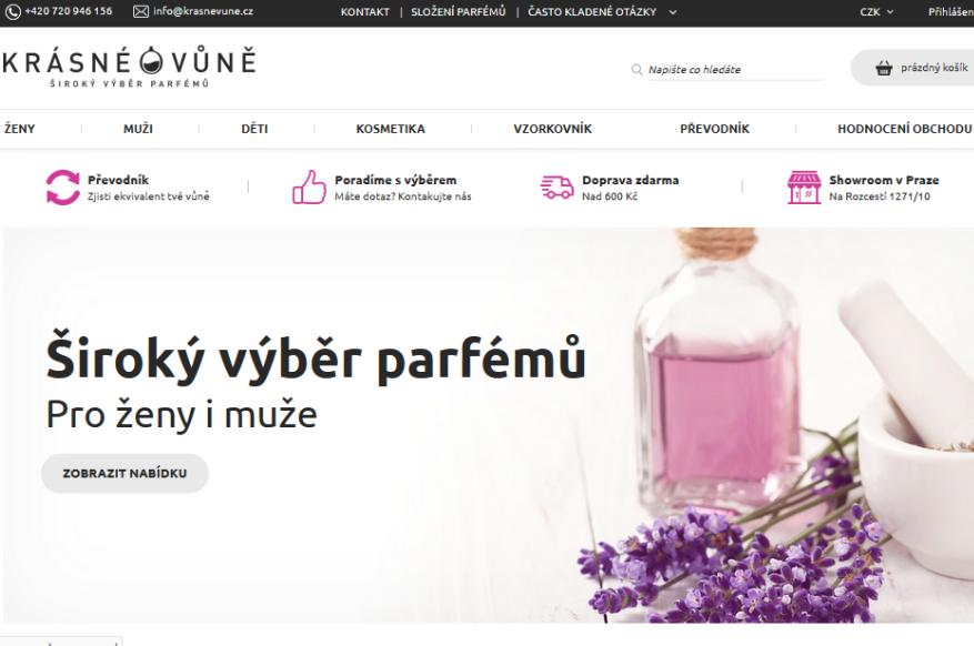 KrasneVune.cz